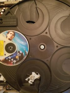 Superman DVD Player